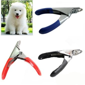 Makiyo Pet Nail Clippers Cutter for Dogs Cats Birds Guinea Pig Animal Claws - intl