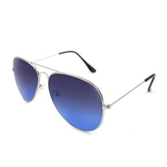 Maldives 000-Y Harper Sunglasses (Gradient Black Blue/Silver) - picture 2