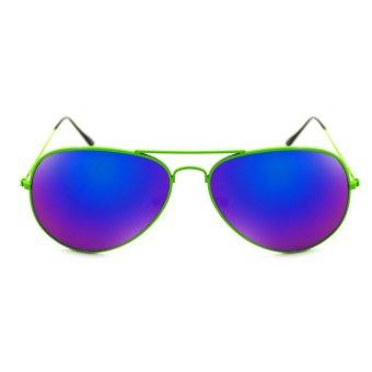 Maldives 000-Y Harper Sunglasses (Multi blue/Green)