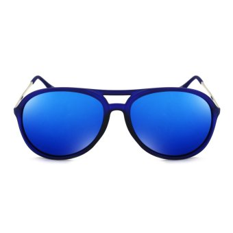 Maldives 1550-Y Harley Sunglasses (Blue) - picture 1