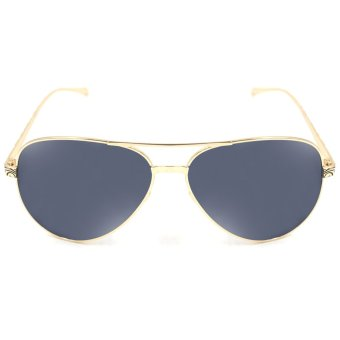Maldives 506A-Y Nichelle Sunglasses (Black/Gold)