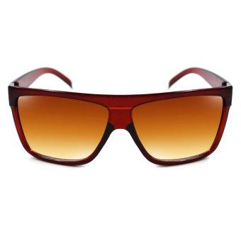 Maldives 8235-19 Eko Sunglasses (Glossy Brown)