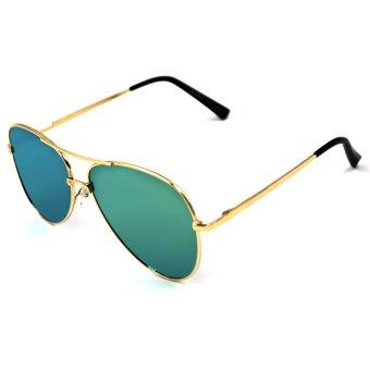 Maldives Kris Sunglasses 1601 (yellow/Green) - picture 2