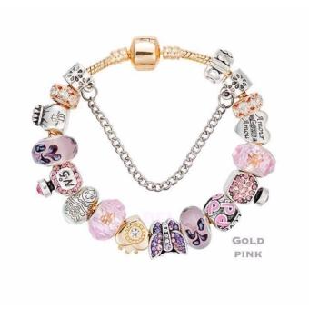 Margaux Series - 2017 DIY Bead Bracelet,High Quality Fashion Bracelet Charms (Pandora Copy) by Charms Republic