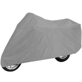 Medium Motorcycle Cover (Gray) Buy 1 Take 1 - picture 2