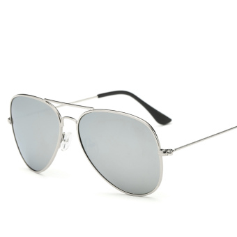 Men and women New style colorful aviator sunglasses sun glasses