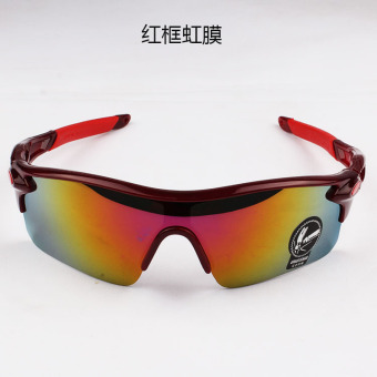Men sunglasses bicycle outdoor sports glasses