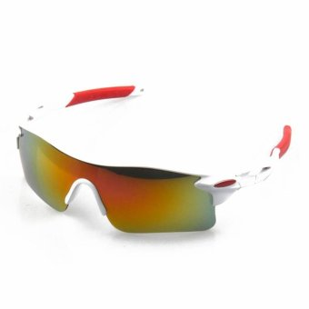 Men's Outdoor Sunglasses UV Sun Glasses for Sports Cycling - intl