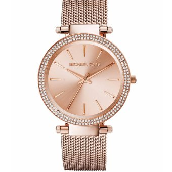 Michael Kors Darci Women's Rose Gold Tone Stainless Steel WatchMK3369 Price Philippines
