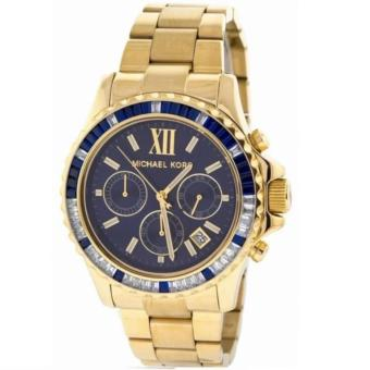Michael Kors Everest Blue Chronograph Men's Oversize Watch-MK5754 Price Philippines