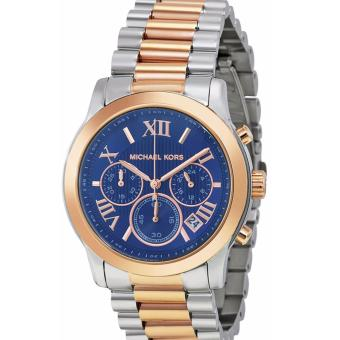 Michael Kors Parker Chronograph Blue Dial Two-tone Ladies WatchMK6141 Price Philippines