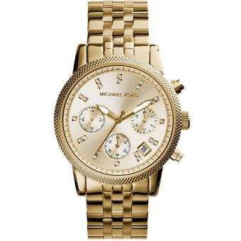 Michael Kors Ritz Gold Stainless Steel Strap Watch MK5676 Price Philippines