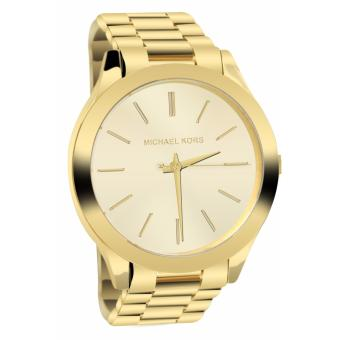 Michael Kors Runway Champagne Dial Women's Watch-MK3179 Price Philippines