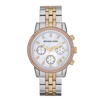 Michael Kors Women's Ritz Tri-color Chronograph Watch MK 5650 Price Philippines