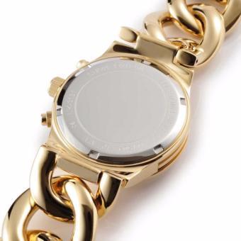 Michael Kors Women's Runway Gold-Tone Watch MK3131 - 3