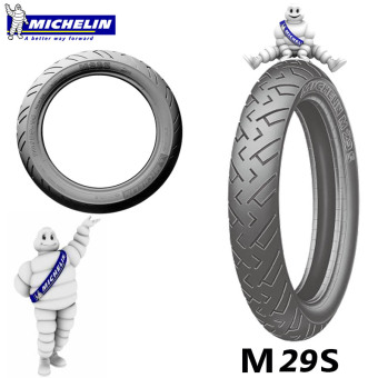 MICHELIN MOTORCYCLE TIRE 90/80 R14 46P M29S TL RF