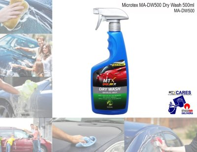 Microtex MA-DW500 Dry Wash 500ml (Detailing Solutions)
