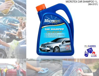 Microtex MA-S101 Car Shampoo 1L (Detailing Solutions)