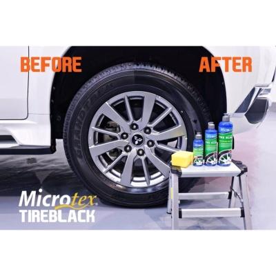 Microtex MA-T250 Tireblack 250ml Set of 2 (Detailing Solutions) - 3
