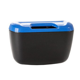 Mini Car multi-functional hanging garbage box car trash