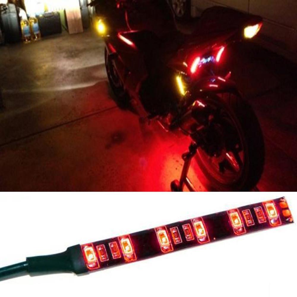 Motorcycle brake light led strip bcca motorcycle brake light led strip aloadofball Image collections