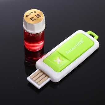 Mini USB Car Aromatherapy Diffuser Humidifiers Essential Oil Effective - intl Price Philippines