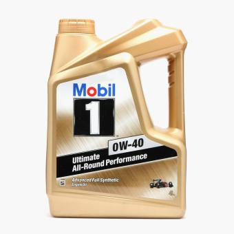 Mobil 1 0W-40 Engine Oil 4L Price Philippines