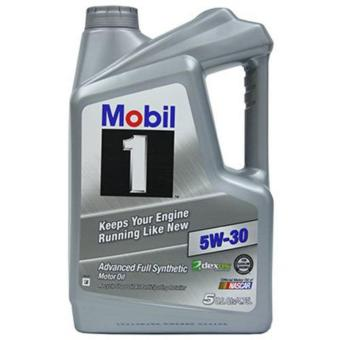 Mobil 1 120764 Synthetic Motor Oil 5W-30, 5 Quart Price Philippines