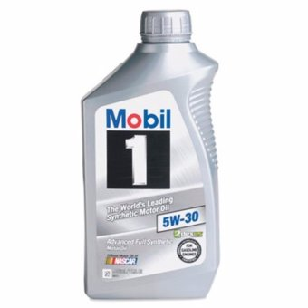 Mobil 1 5W-30 Full Synthetic Motor Oil - 1 Quart Price Philippines