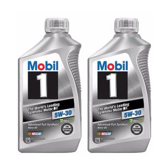Mobil 1 5W-30 Synthetic Motor Oil - 2 Quart