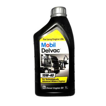Mobil Delvac MX CI-4/SL 15W40 Semi-Synthetic Diesel Engine Oil (1Liter)