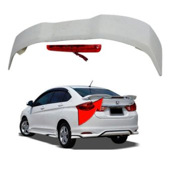 Modulo Spoiler for Honda City 2014-2017