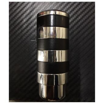 Momo Universal Shift Knob For Manual Transmission (Black/SilverStripe) Price Philippines