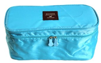 Monopoly Waterproof Travel Pouch (Light Blue)