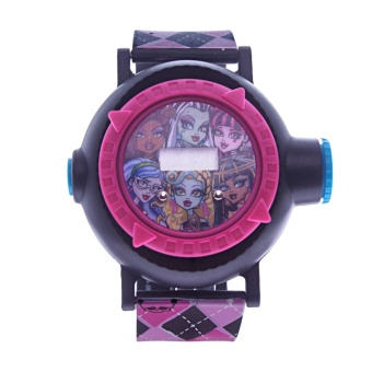 Monster High Projector Multicolor Plastic Strap Digital WatchMHRJ-13 Price Philippines