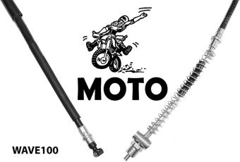 MOTO(R) Endurance Motorcycle Brake Cable WAVE100 Price Philippines