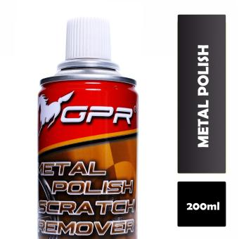 Motor Craze GPR Metal Polish 200ml