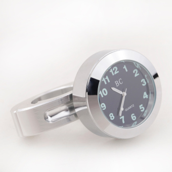 Motorcycle Handlebar Dial Clock for Harley Chopper Touring