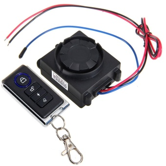 Motorcycle Motorbike Anti-theft Security Alarm System with Remote Control Engine - intl - 4
