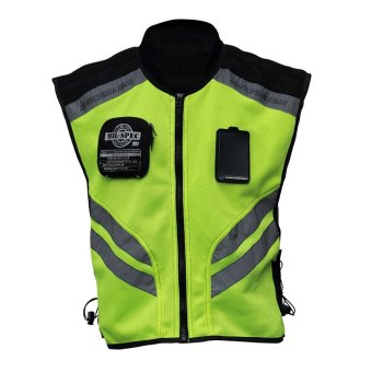 Motorcycle reflective vest Riding safety suit - intl