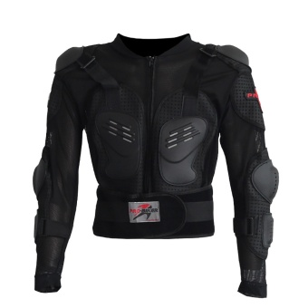 Motorcycle riding protective clothing breathable racing armorjacket - intl