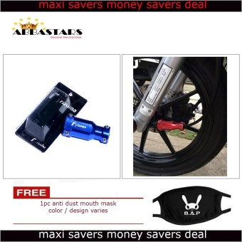 Motorcycle Scooter Bike Blue Speedometer Speed Cable CoverUniversal Compatible for Yamaha Mio Soul i 125