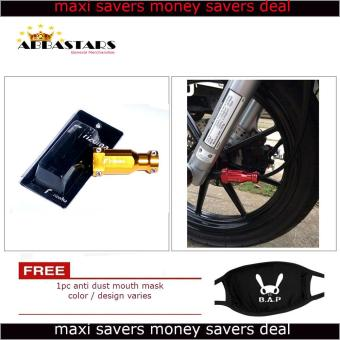 Motorcycle Scooter Bike Gold Speedometer Speed Cable CoverUniversal Compatible for Yamaha Mio 125 MXi