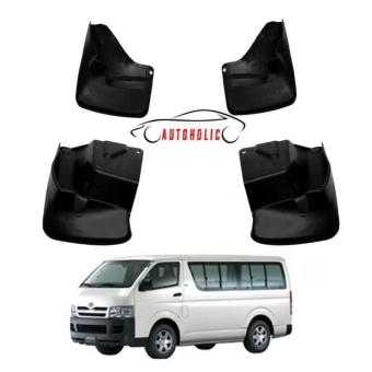Mud Flap Splash Guard for Toyota Hiace Grandia 2007-2017