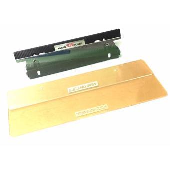 Mugen Car Plate Holder & Mugen Plate Protector - 3