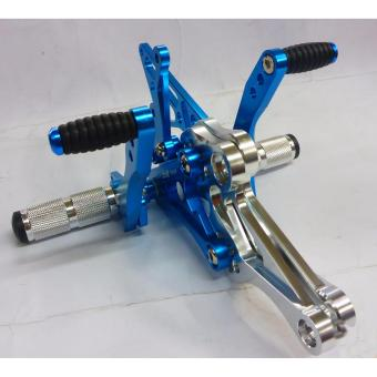 Mugen Motorcycle Shifter XRM110(Blue) - 2
