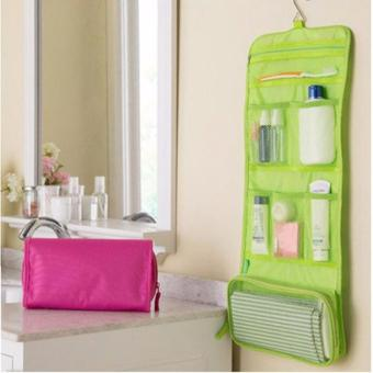 Multifunction Travel Portable Wash Bag Cosmetic Makeup PouchToiletry Organizer