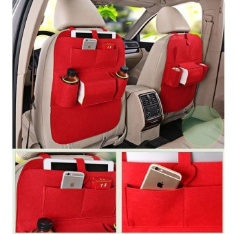 MultiFunctional Automobile Storage Bag (Red)