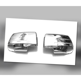 MUX Side Mirror Cover (Chrome) Price Philippines
