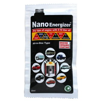 Nano Energizer All in one Type Engine Ceramic Coating 30ml (Black)